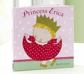 Pottery Barn Kids Princess Baby Personalized Book