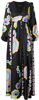 Cynthia Rowley Darcy maxi dress