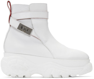 032c White Buffalo London Edition Jodphur Boots