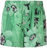 OSKLEN floral print shorts - men - Silk - 38