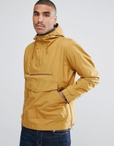 Pretty Green Providence Overhead Jacket In Yellow