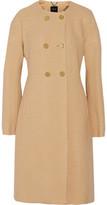 Derek Lam Double-Breasted Wool-Blend Bouclé Coat