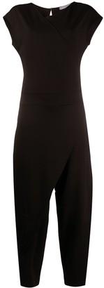 stagni 47 Asymmetric Short-Sleeved Jumpsuit