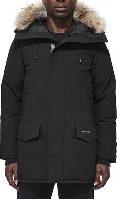 Canada Goose Men's Langford Arctic-Tech Parka Jacket with Fur Hood