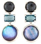 Ippolita Mother of Pearl Multistone Dangle Eclipse Earrings w/ Tags