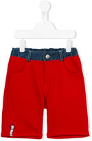 Lapin House contrasting pocket shorts