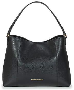 Emporio Armani women's Shoulder Bag in Black