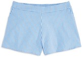 Aqua Girls' Gingham Shorts, Big Kid - 100% Exclusive