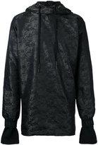 Strateas Carlucci twin sleeve hoodie