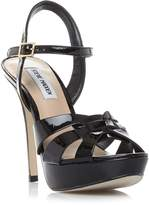 Steve Madden KAIDEN SM - Strappy High Heel Platform Sandal