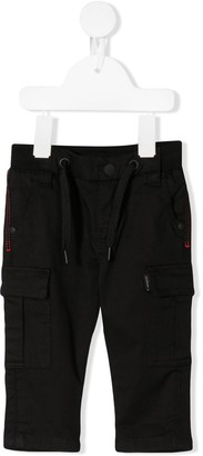 Givenchy Kids cargo trousers