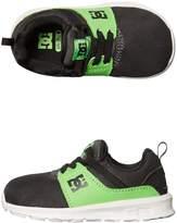 DC Toddler Heathrow Shoe Green