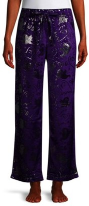 Briefly Stated Women's and Women's Plus Halloween Pajama Pants