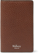 Mulberry Full-Grain Leather Bifold Cardholder