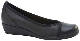 Supersoft By Diana Ferrari Flexwedge Black Pump