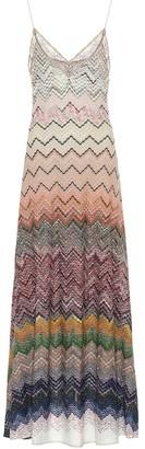 Missoni Wool-blend maxi dress