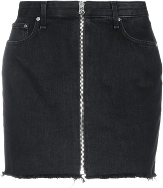 Rag & Bone Denim skirts