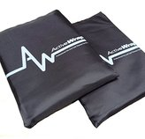 ActiveWrap Hot/Cold Reusable Compress Therapy Large Replacement Ice Packs (2) 7x10 BAW004