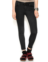 Free People Roller Crop Mid-Rise Skinny Jeans