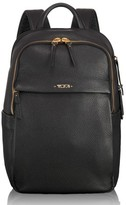 Tumi Voyageur - Small Daniella Leather Backpack - Black