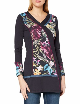Joe Browns Women's Beautiful Print Tunic Shirt