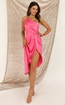 Showpo Not Thinking dress in hot pink - 6 (XS) Dresses