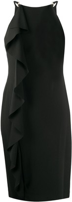 Lauren Ralph Lauren Fernanda ruffled dress