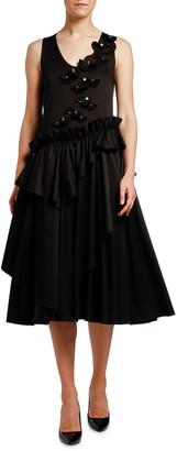 Antonio Marras Scoop-Neck Dress