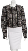 Proenza Schouler Bouclé Button-Up Jacket w/ Tags