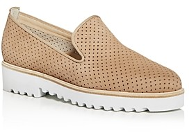 Paul Green Women's Cailey Perforated Platform Loafers