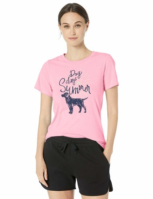 Hatley Little Blue House by Women's Animal Pajama Tees