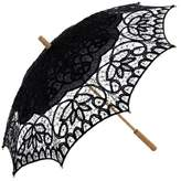 Topwedding Classic Cotton Lace Parasol Umbrella Bridal Shower Decoration
