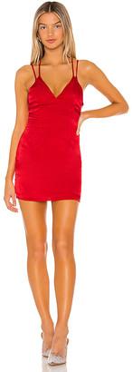superdown Maria Slip Mini Dress