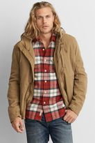 American Eagle Outfitters AE Hooded Workwear Jacket