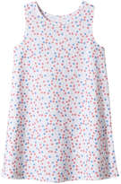 Joe Fresh Toddler Girls' Print Nightie, White (Size 2)