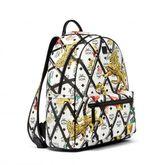 MCM Medium Stark Motif Rombi Backpack