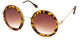 A. J. Morgan Tortoise Clique Sunglasses