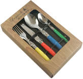Laguiole Andre Aubrac 24 Piece Cutlery Set in Multi