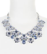 Givenchy Blue Drama Frontal Necklace