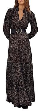 BA&SH ba & sh Alegria Embroidered Maxi Dress