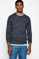 Broadford Chunky Crew Neck Jumper