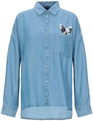 Paul & Joe Sister Denim shirts