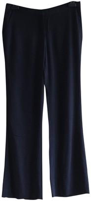 BA&SH Bash Black Trousers for Women