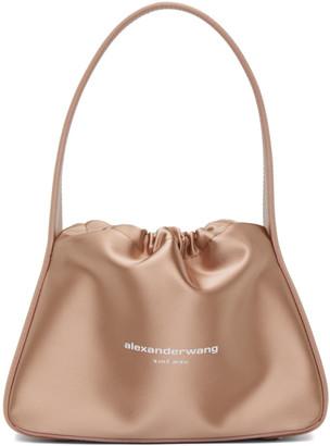 Alexander Wang Pink Small Ryan Top Handle Bag