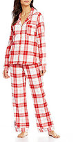 UGG Raven Plaid Flannel Pajamas