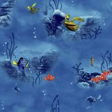 York Wall Coverings York wallcoverings Disney / Pixar Finding Nemo Underwater Removable Wallpaper