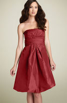 Donna Ricco 8056879M Strapless Silk Bubble Dress