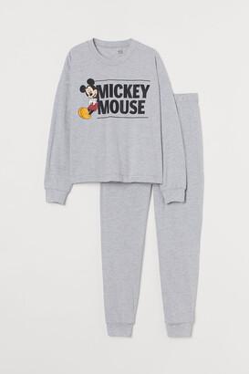 H&M Jersey Pajamas