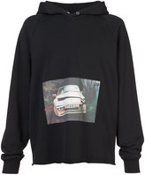 Enfants Riches Deprimes crashed car print hoodie