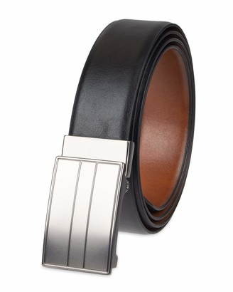 Exact Fit Men's Automatic Slide Buckle Custom Fit Belt